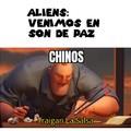 Chinos...