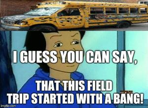 the magic school bus memes