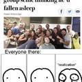 When you make an awful meme: *realization*