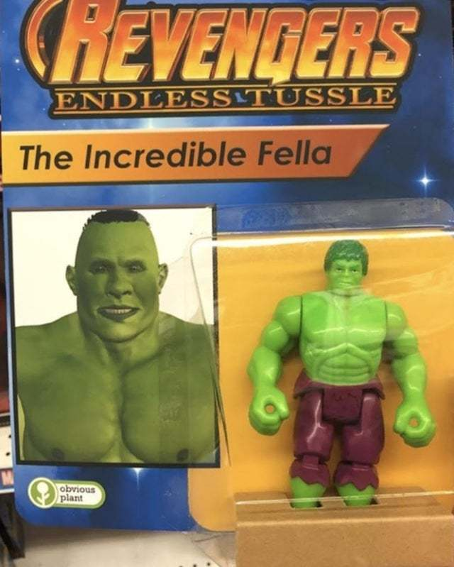 THE FELLA - meme