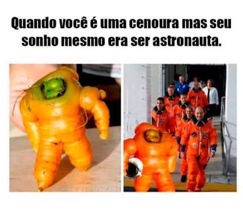 astronauta - meme