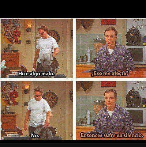 Ese Sheldon - meme