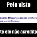 DiCaprio…