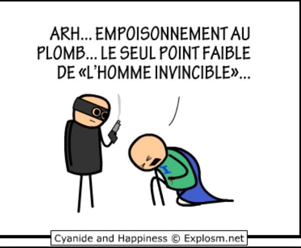 """"""" l'homme invincible """" - meme"""