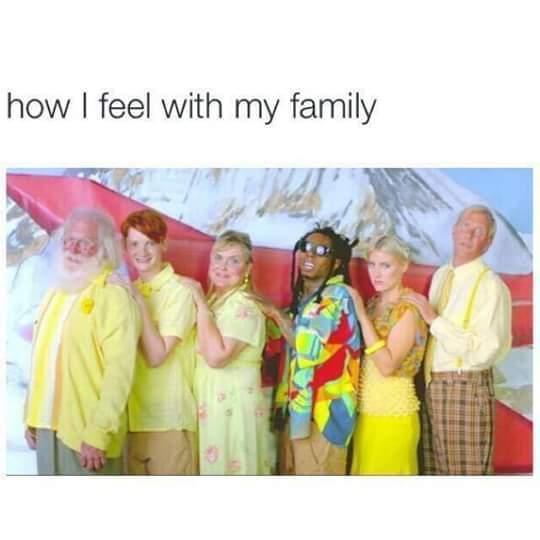 Who else? - meme