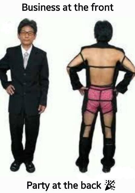 Japan is so weird - meme