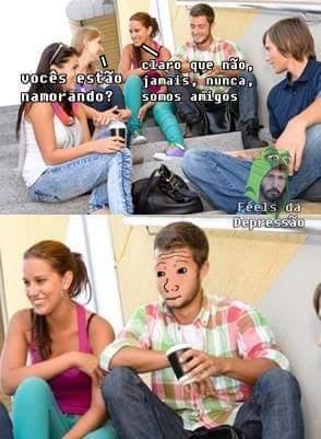Friendzone avistada - meme