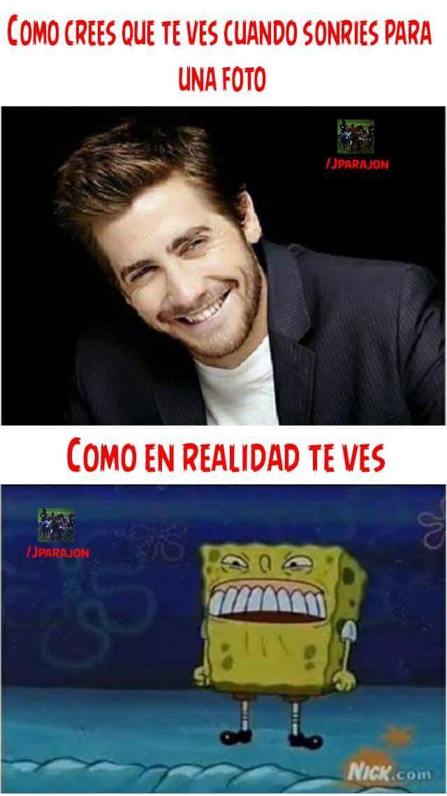 Sonrie - meme