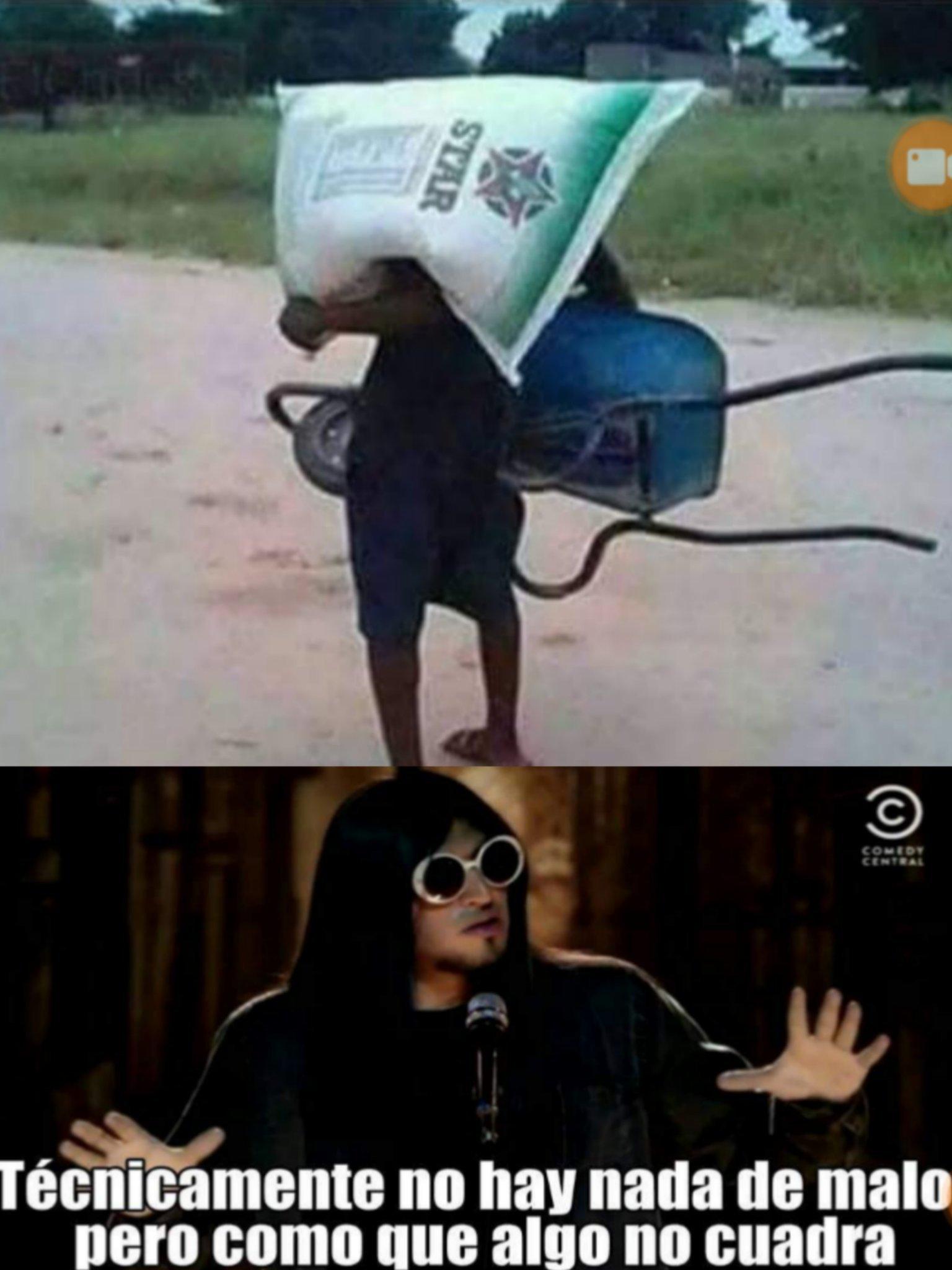 Aweonaos y este - meme