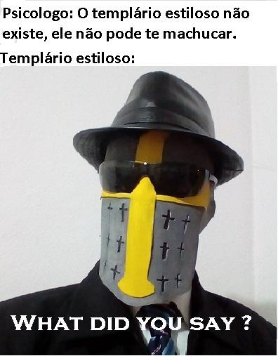 Templario - meme