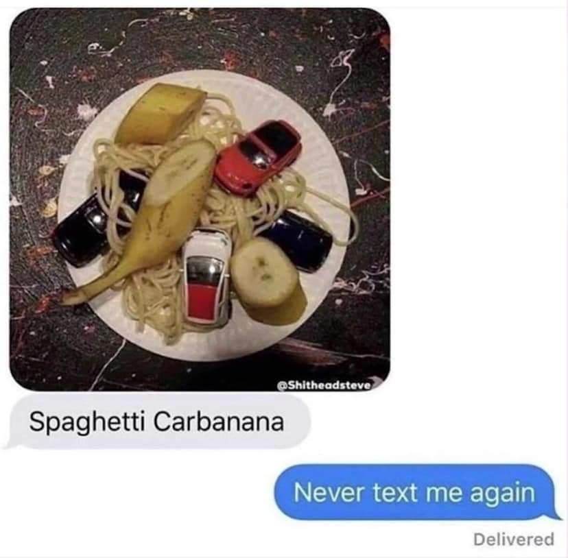 Spaghetruck - meme