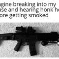 honk honk motherfucker