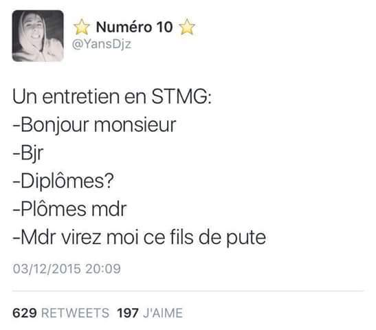 STMG - meme