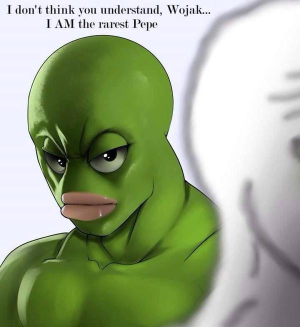 Based Pepe - meme