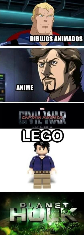 Civil war muy prontoooo - meme