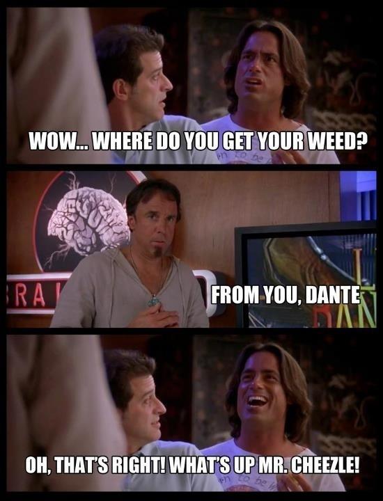 I like my memes how I like my bud....dank.
