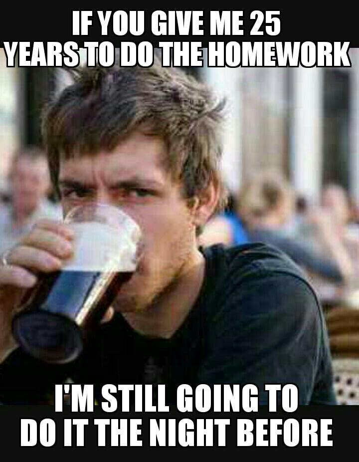 Back2schoolin3days - meme