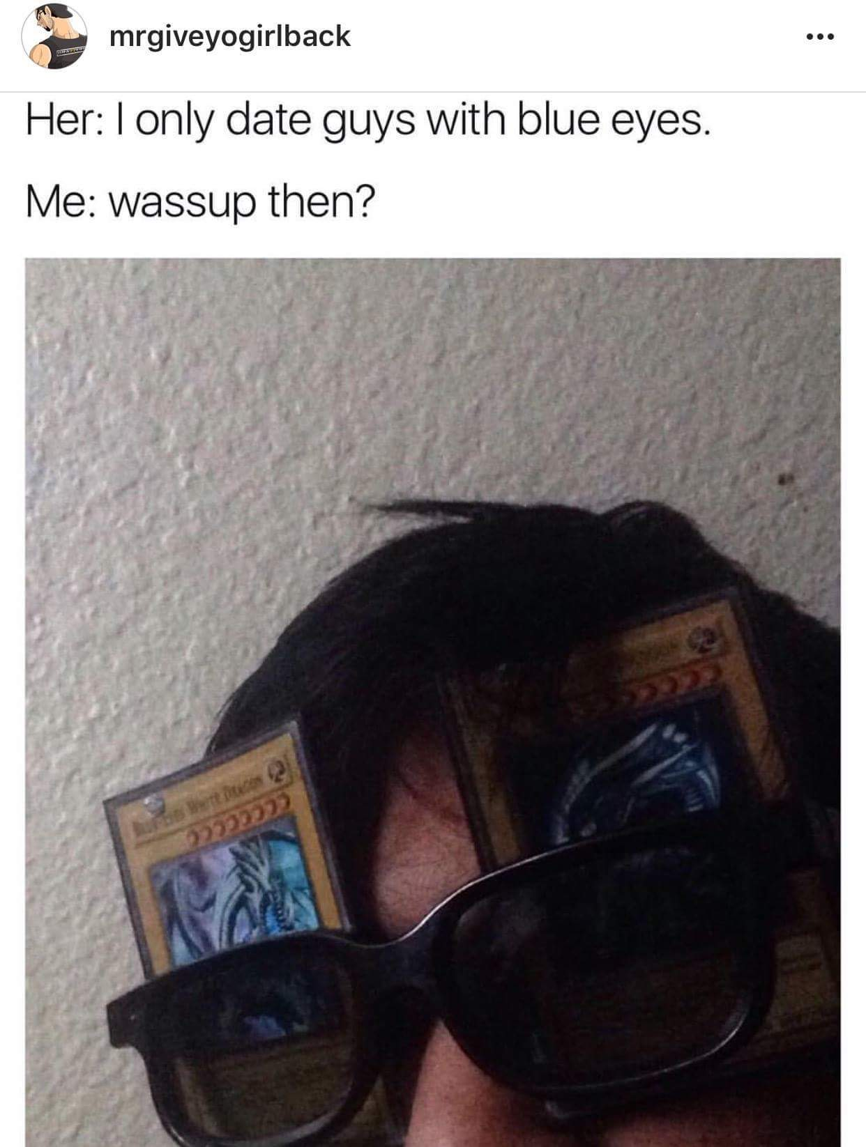 Wassup girl? - meme