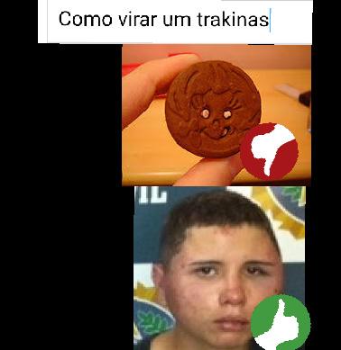 VIREI UMA - meme
