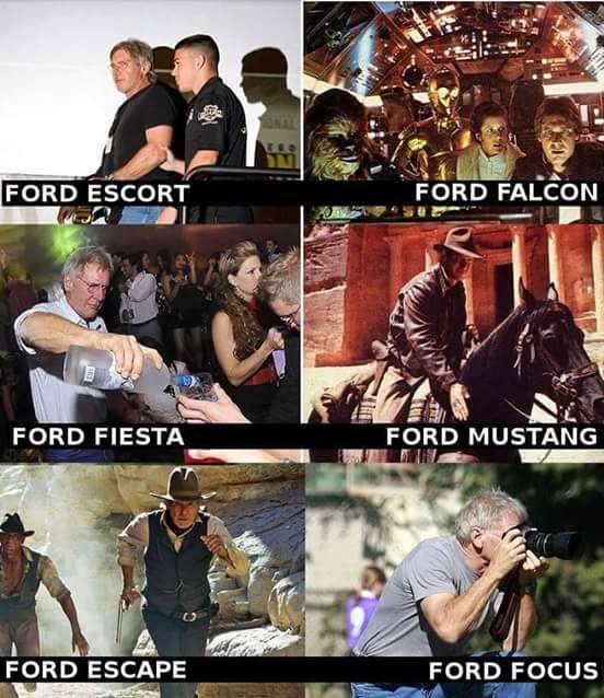 Sacré Mr ford - meme