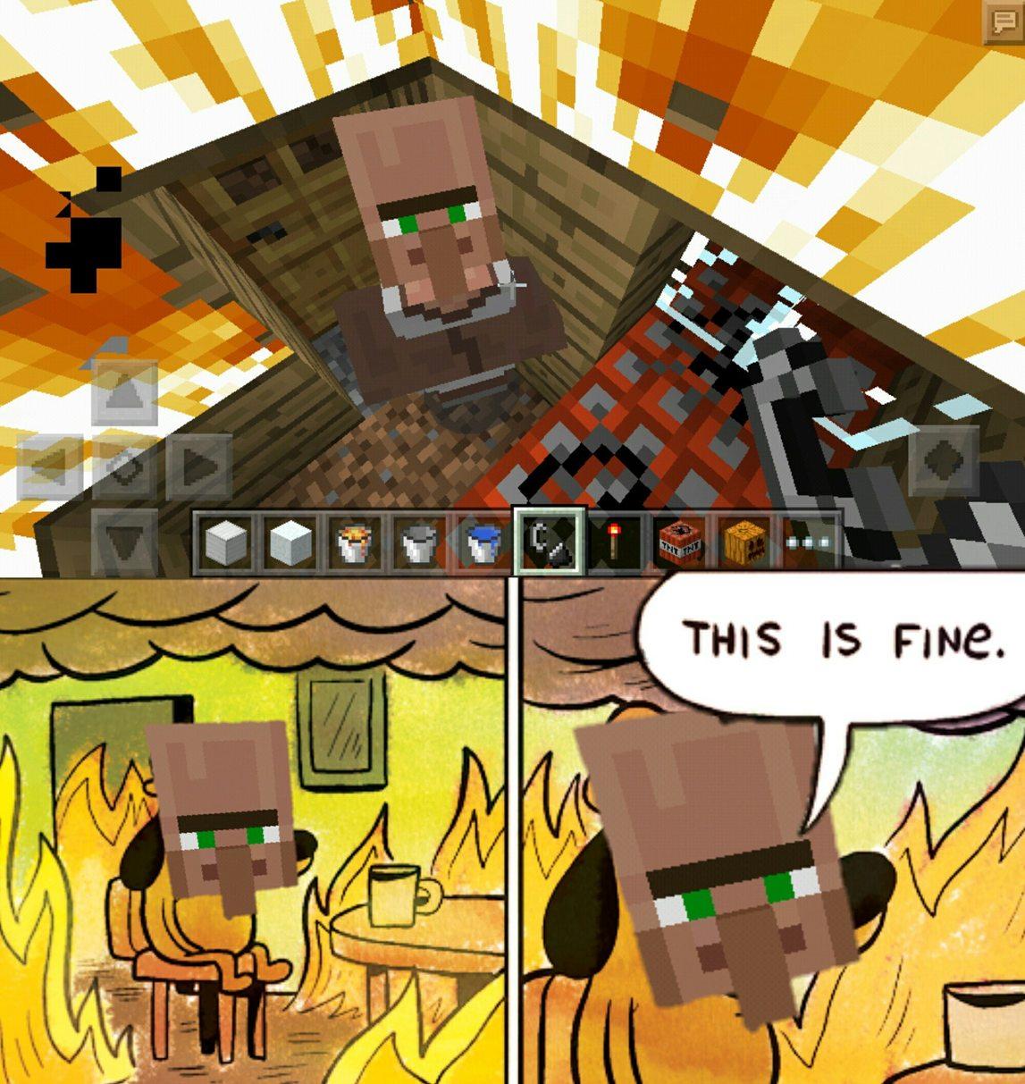 Al final lo salve :really: - meme