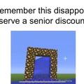 Minecraft Nostalgia