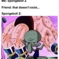 Squidward rules