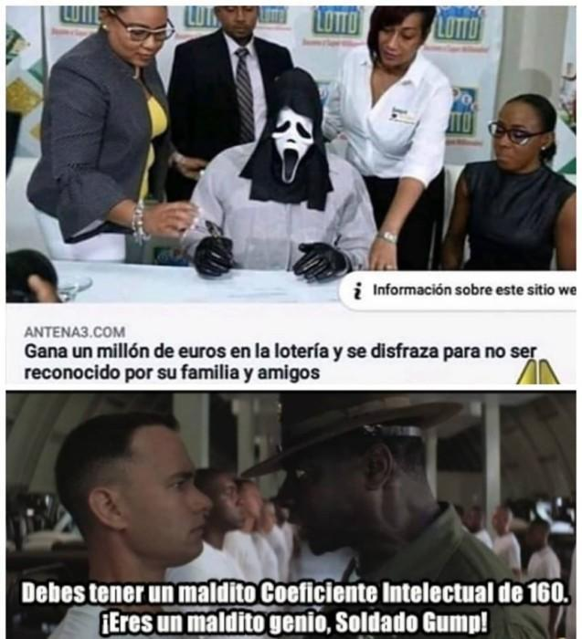 Inteligente no? - meme