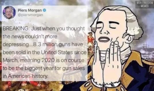 Piers Morgan never learns - meme