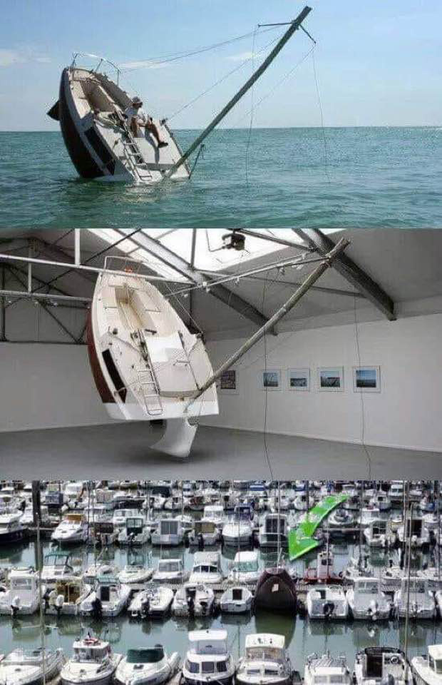 Luitennant Dan's boat - meme