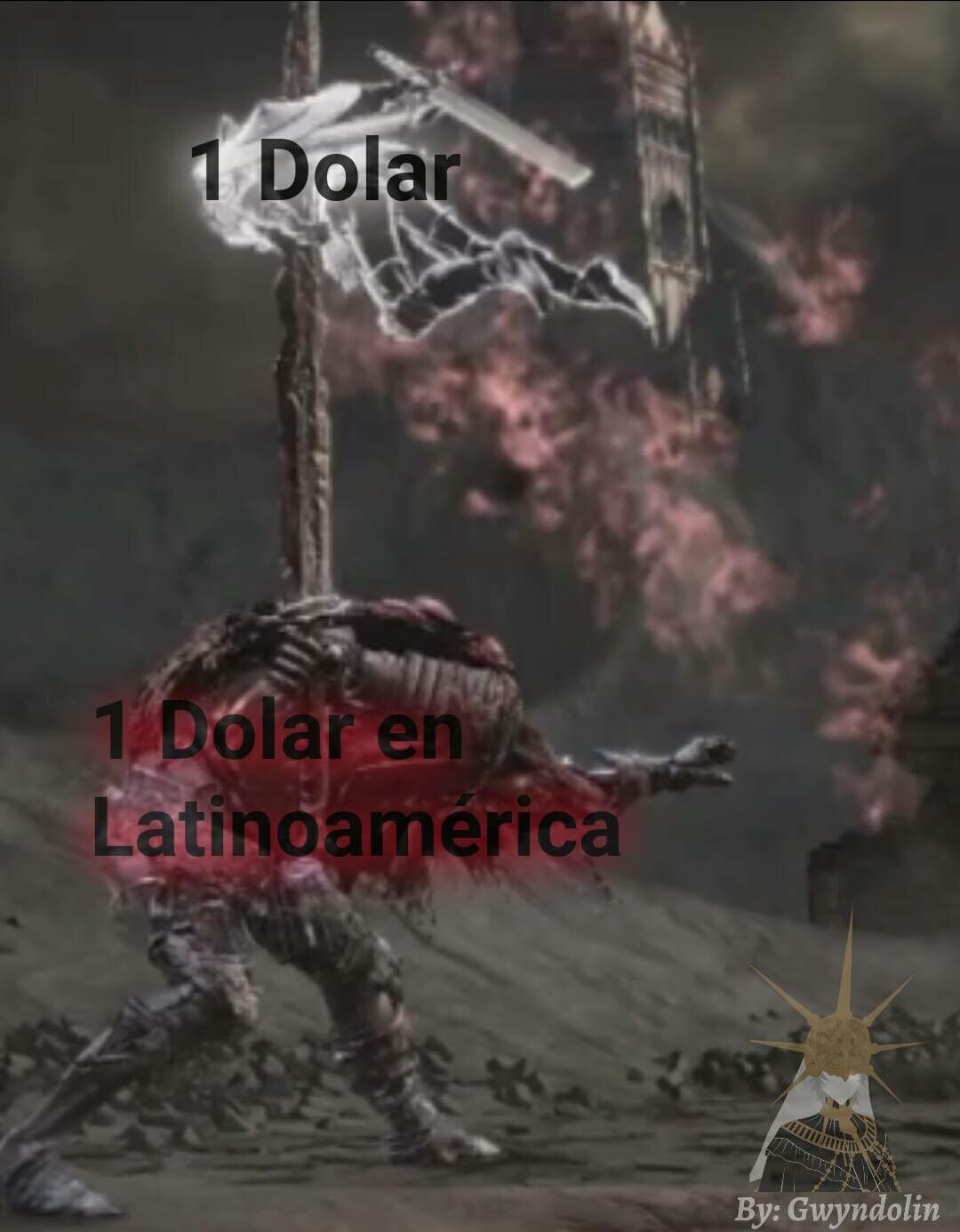 Dolar - meme