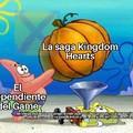 Contexto: Kingdom Hearts es un juego ambientado en los mundos Disney con un lío de viajes en el tiempo, clones y otras cosas loquisimas