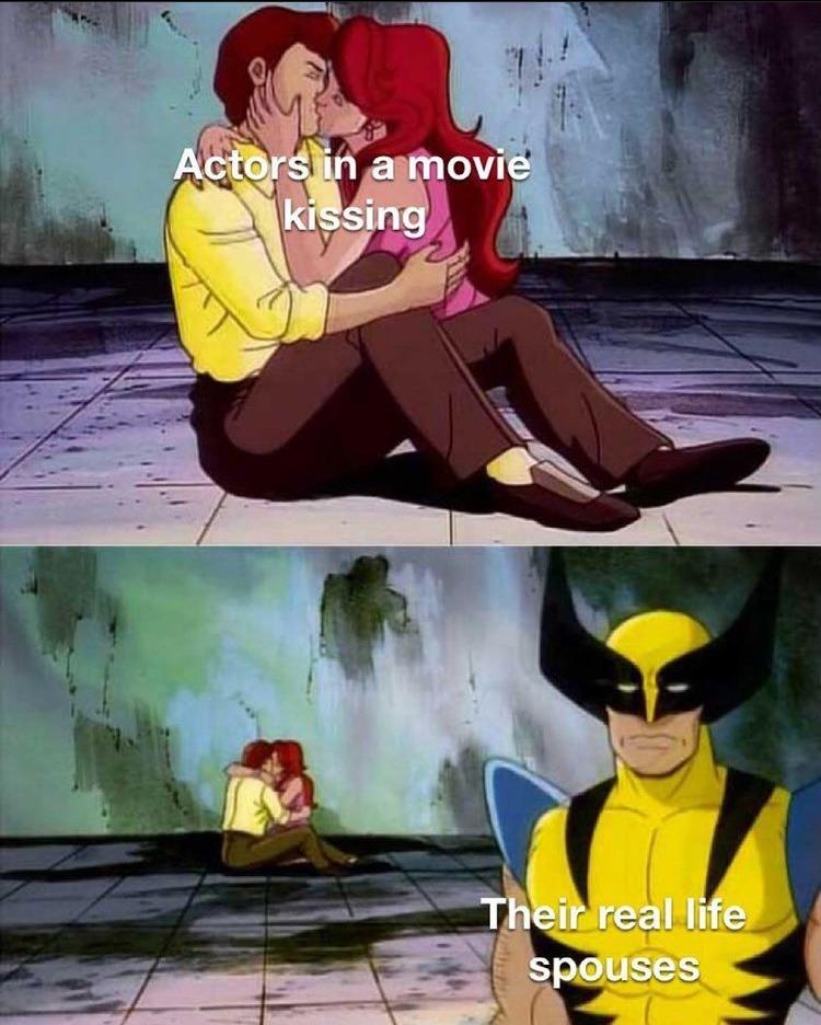 smoochin - meme