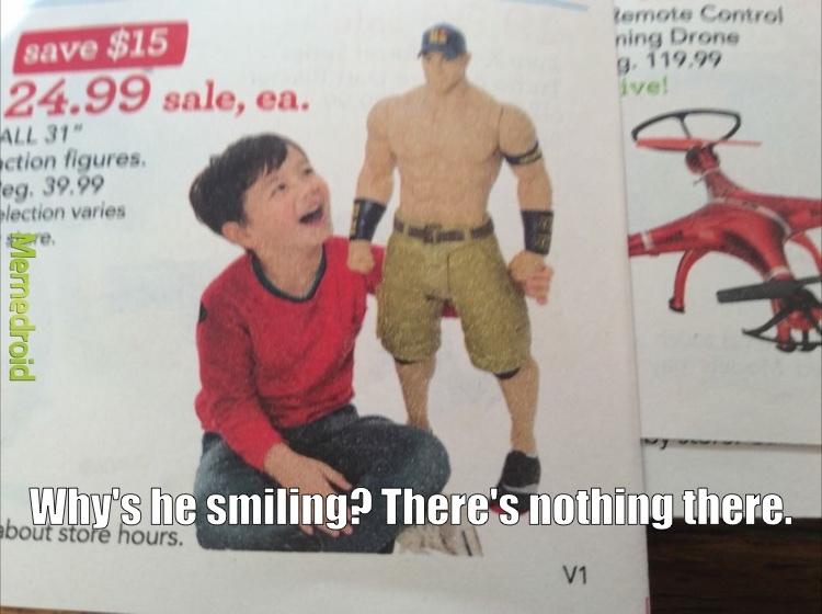 @comments Would you bang John Cena? - meme