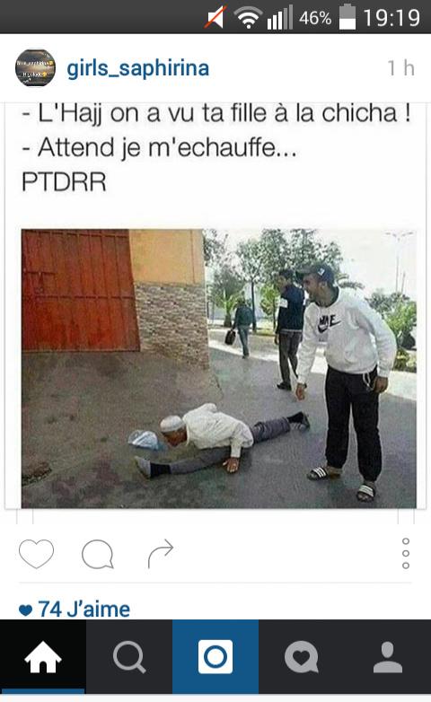 Ahhhh le bled... - meme