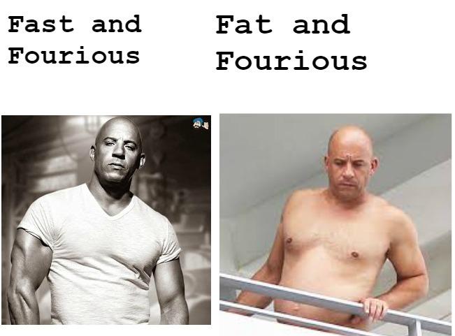 Lo que cambia una letra - meme