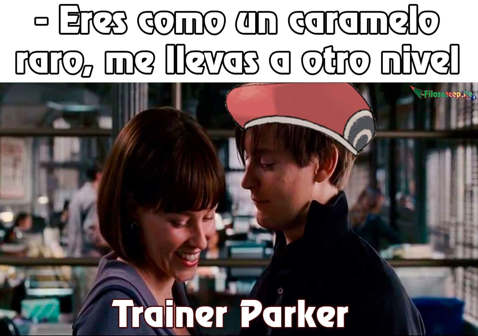 Pokémon Diamante y Perla - meme
