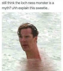 Loch Ness Monster - meme