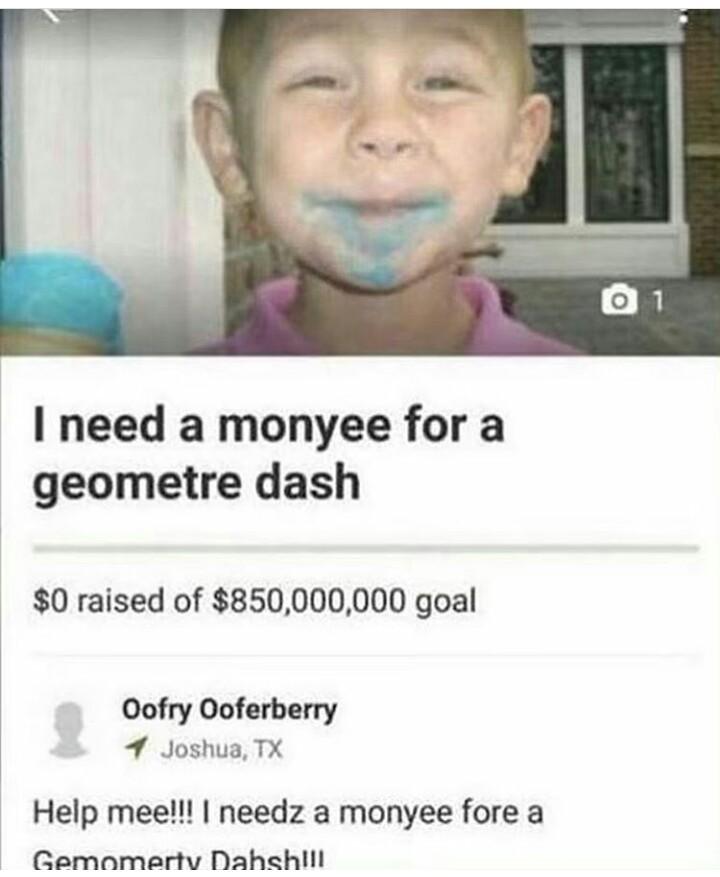 I need a monee - meme