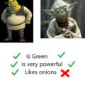 Shrek Should Win