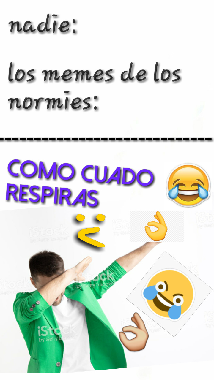 pinches normies - meme