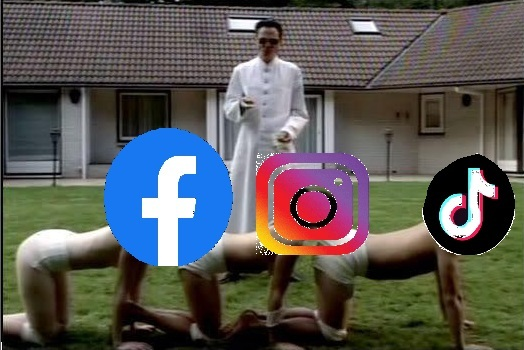 cienpiés humano - meme