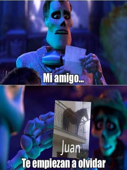 Juan tu no!!!! - meme