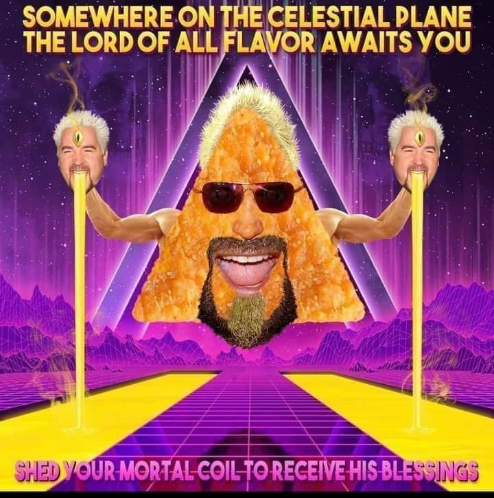 The only true lord of flavor - meme