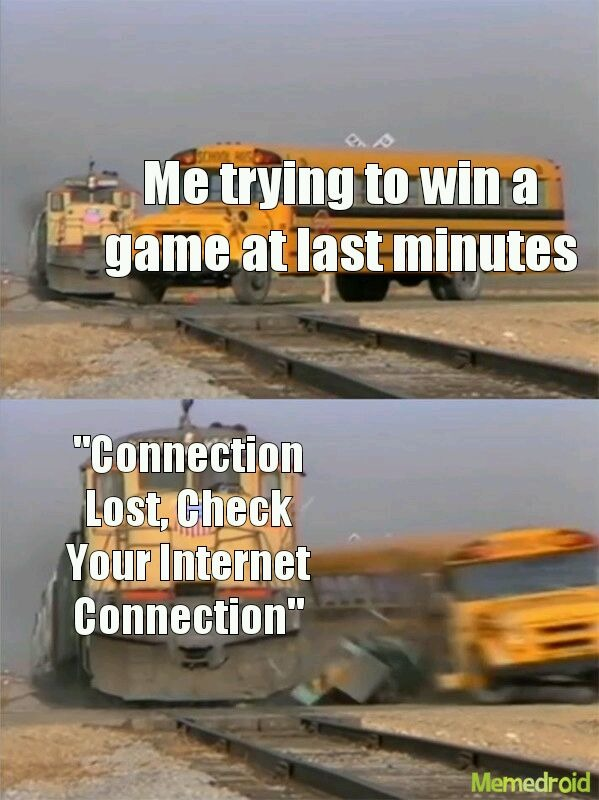 The annoying thing in all of online games - meme