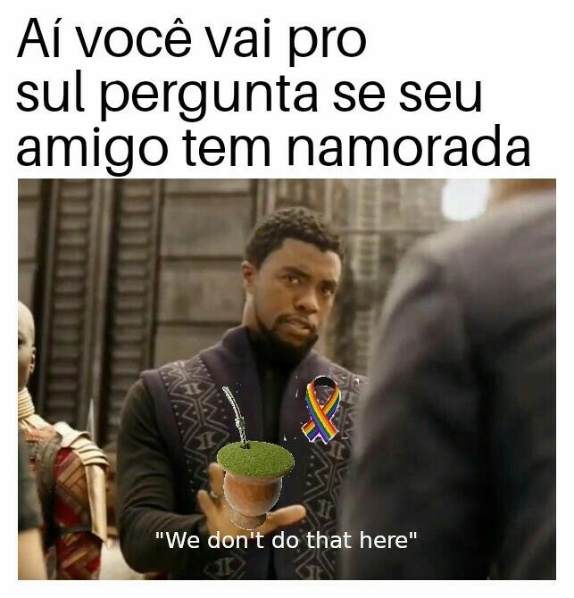 Eita tchê - meme