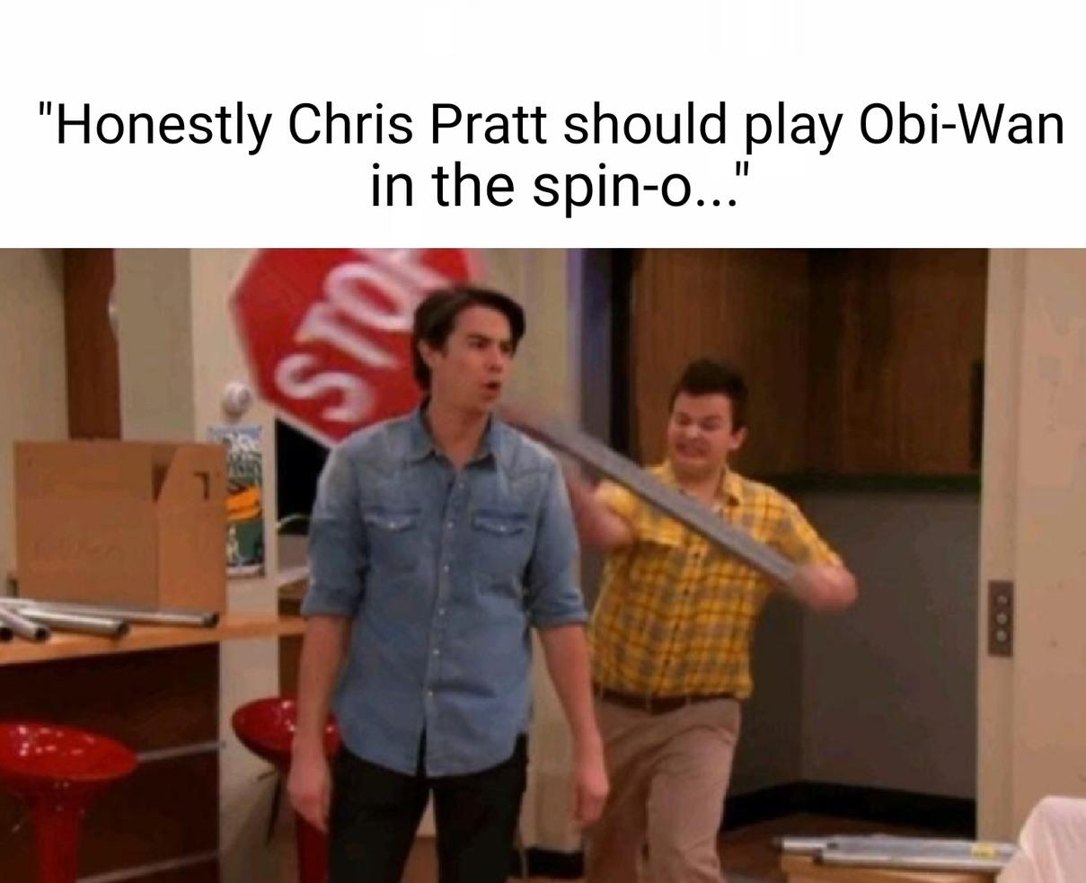 No Obi - meme