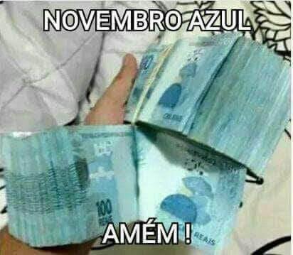 Blue November - meme