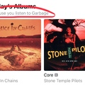 well thanks iTunes!! I'm quite offended now.