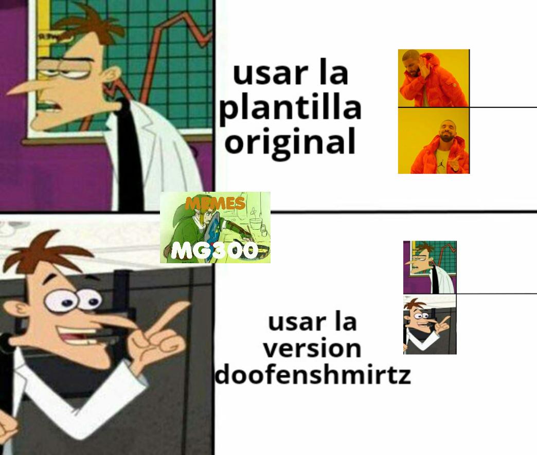 Al titulo le gusta Phineas y Ferb - meme